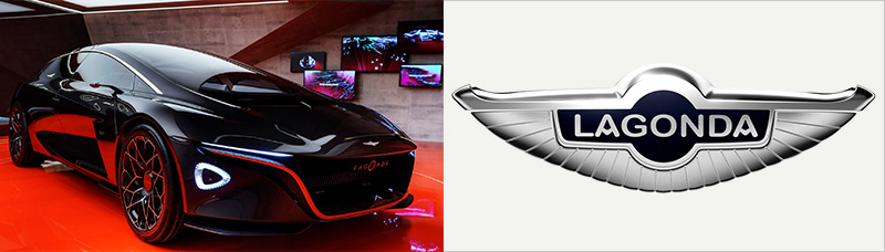 Car logos with wings: The Complete List | Car Brand Names com