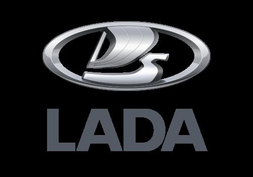 Russian car brands Lada logotype.png