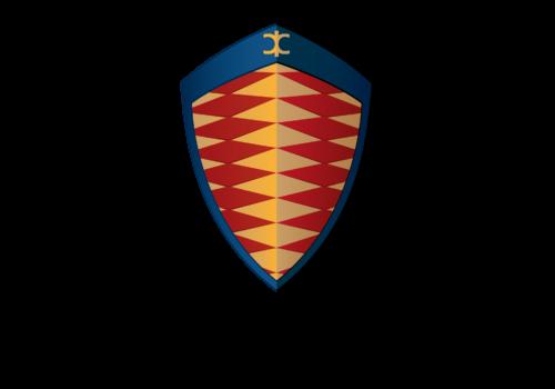 Swedish car brands Koenigsegg logotype