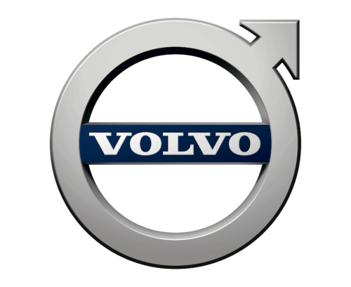 Swedish car brands Volvo logotype