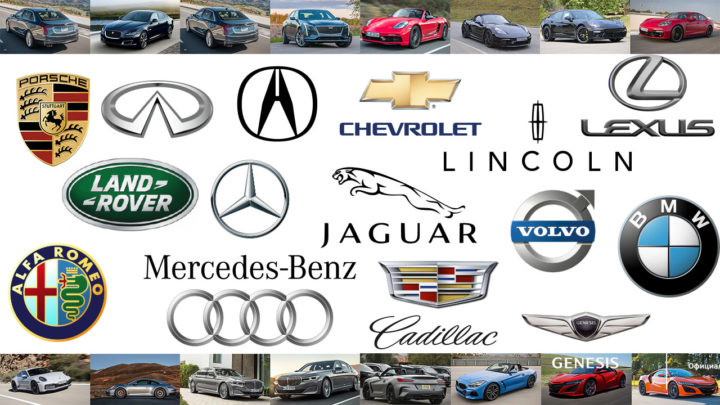 Expensive Car Brands