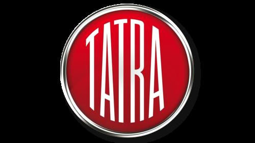 Czech car brands Tatra logo