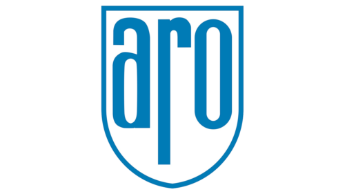 Romanian car brands ARO logo