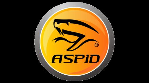Spanish car brands Aspid logo