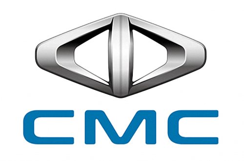Taiwan car brands СМС logotype