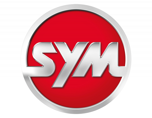 Taiwan car brands SYM logotype