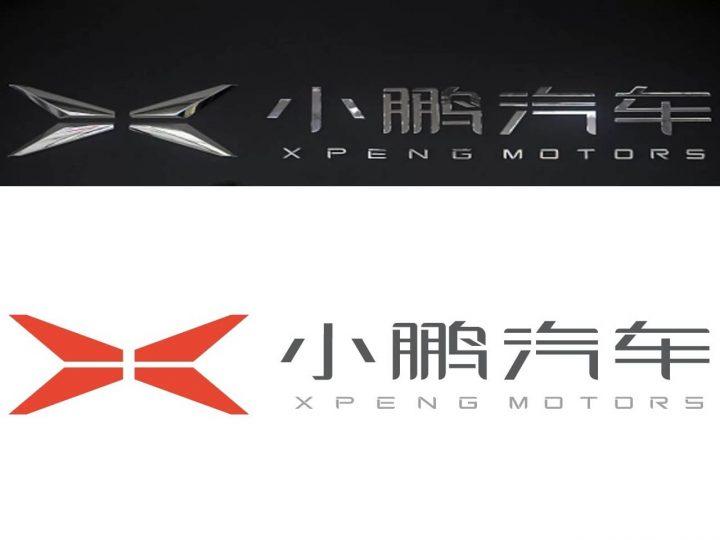 Xpeng logo font